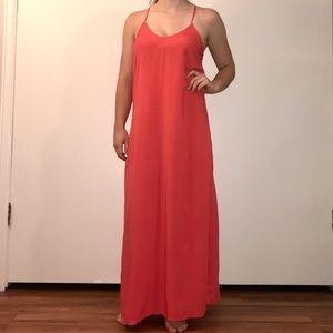 Light and flowy maxi dress